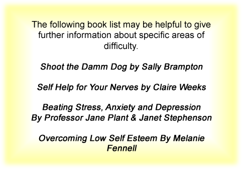 Counselling book list